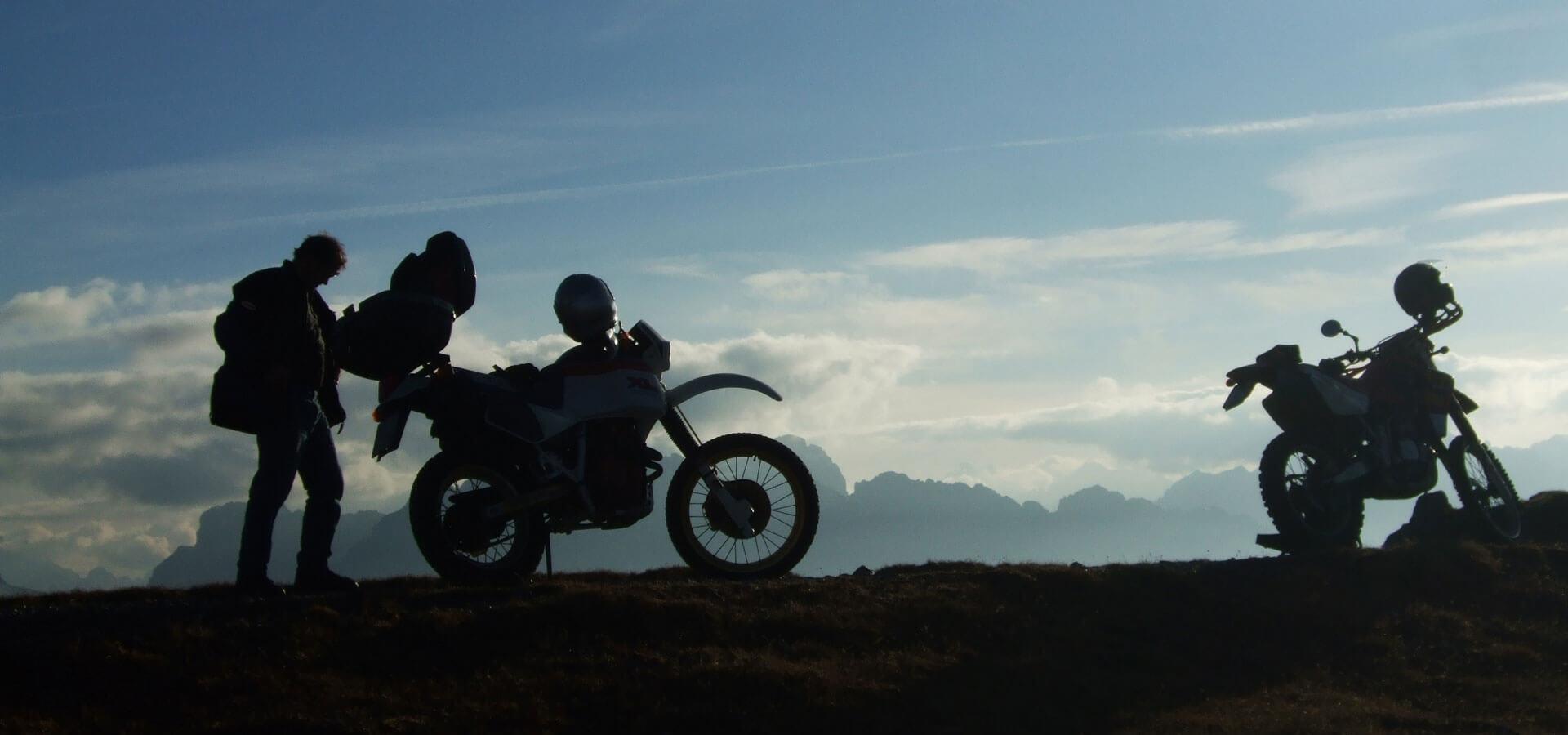 Motorradurlaub am Kronplatz - Südtirol