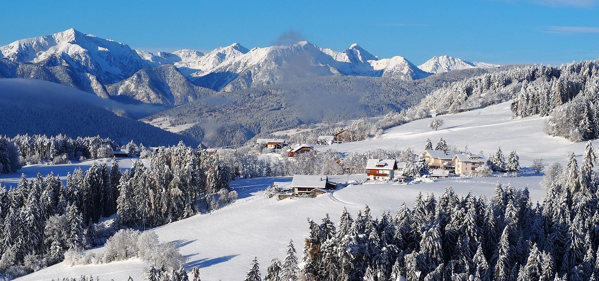 Residence Treyer in Terenten in Südtirol