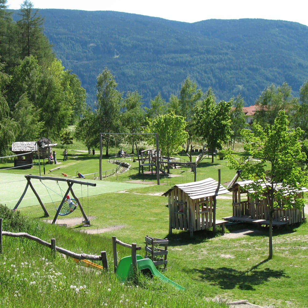 Spend a happy summer in Terento