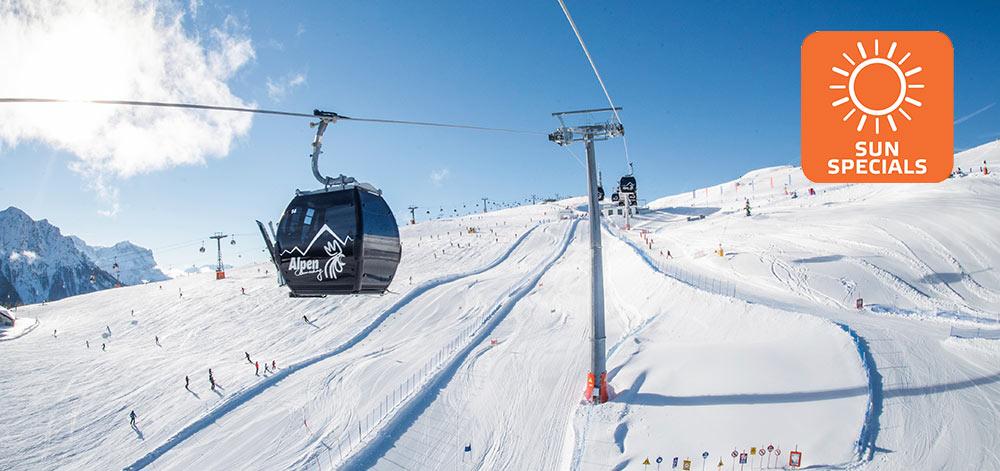 Dolomiti Super Sun 2020 - Kronplatz