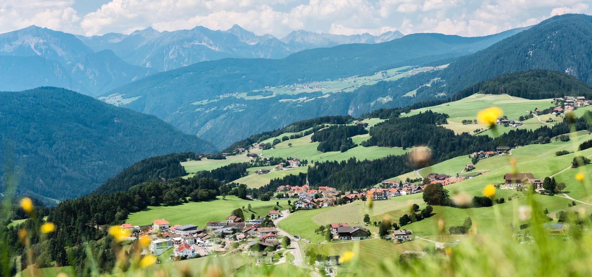 Urlaub in Terenten - Südtirol
